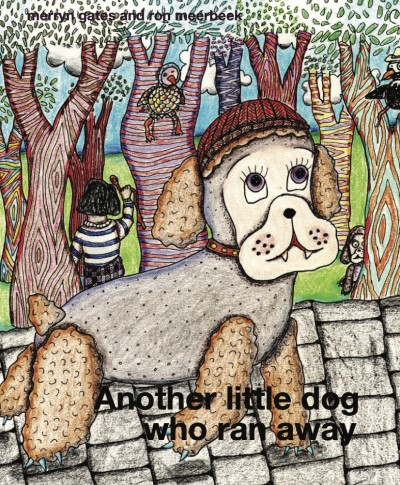 Another little dog who ran away 2017 by